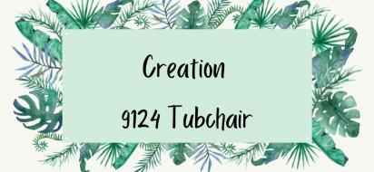 Creation 9124 tubchair